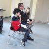 Bürgermeister Solbach besucht die Klassen 5b und 5c