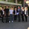 Das Silverberg-Gymnasium kooperiert mit der Volksbank Erft eG